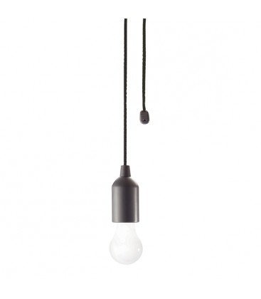 Lampe de suspension noir