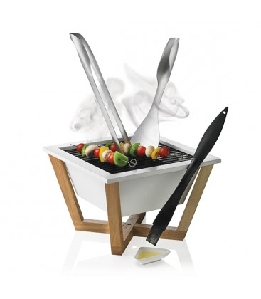 Set de 3 outils barbecue