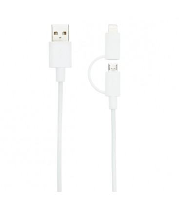 Chargeur IPhone et micro USB