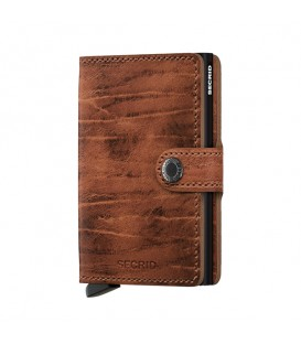 Porte cartes Secrid MDM Whiskey