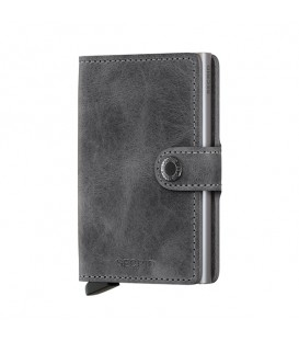 Porte cartes Secrid MV Gris Grey