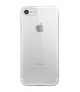 Coque plexiglass contour transparent iPhone 7