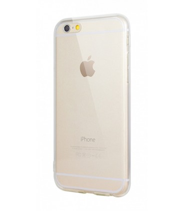 Coque plexiglass contour transparent iPhone 6/6S