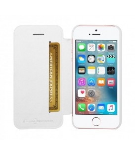Folio business white iPhone SE/5S/5