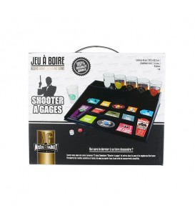 Jeu de roulette 'Drinking Game'