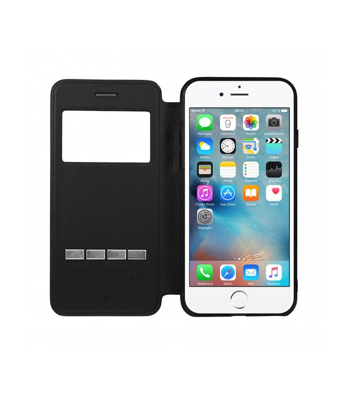 coque folio iphone 7