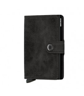 Porte cartes Secrid MV Noir Black