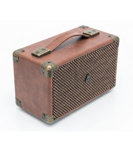 Enceinte Bluetooth Mini Speaker Westwood marron