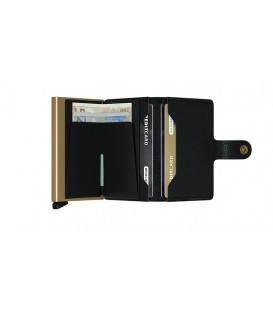 Porte cartes Secrid  MC Black Gold