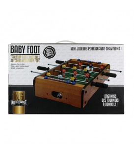 Mini Babyfoot, jeu de table