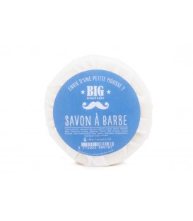 Savon à Barbe - Big Moustache
