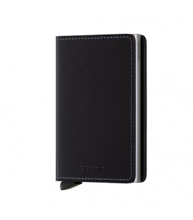 Porte cartes Secrid SO Noir Black