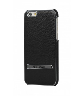 Coque plating noir iPhone 6