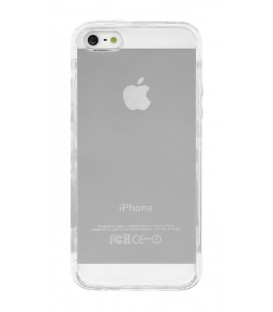 Coque plexiglass contour transparent iPhone 5/5S