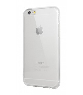 Coque plexiglass contour transparent iPhone 6+