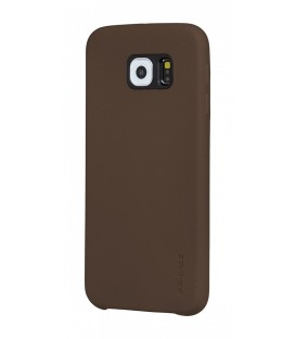 Coque noble series marron Samsung Galaxy S6